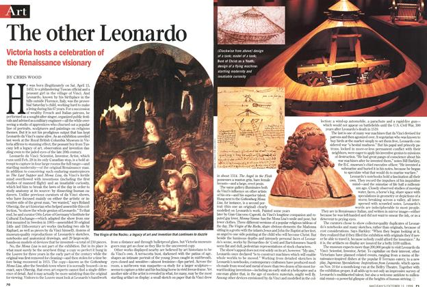 Article Preview: The other Leonardo, October 1998 | Maclean's