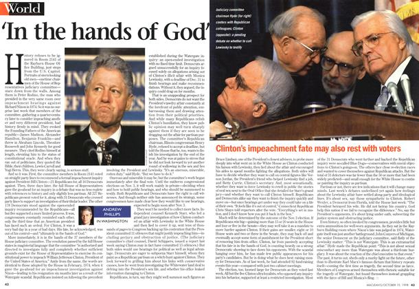 Article Preview: 'In the hands of God', October 1998 | Maclean's