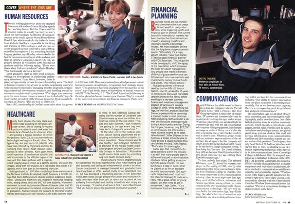 Article Preview: HUMAN RESOURCES, October 1998 | Maclean's
