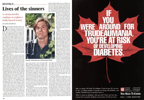 Article Preview: Lives of the sinners, October 1998 | Maclean's
