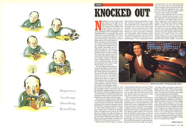 Article Preview: KNOCKED OUT, November 1998 | Maclean's