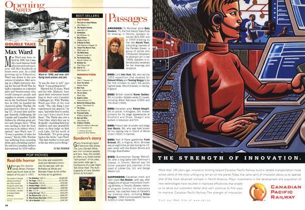 Article Preview: BEST-SELLERS, November 1998 | Maclean's
