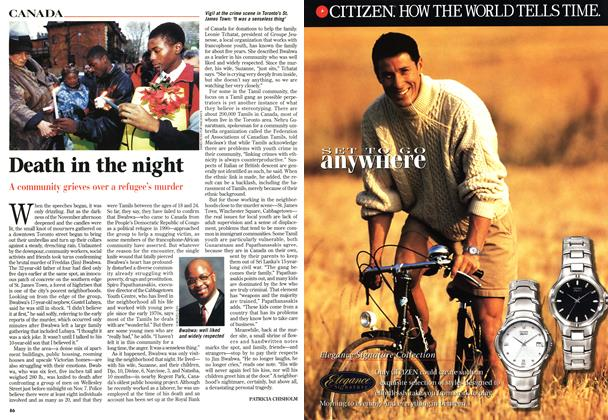 Article Preview: Death in the night, November 1998 | Maclean's