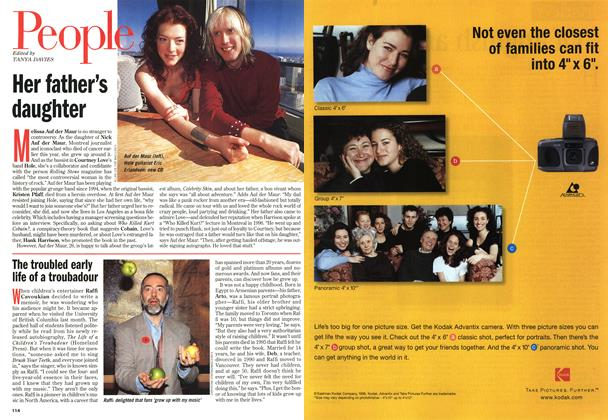 Article Preview: People, November 1998 | Maclean's