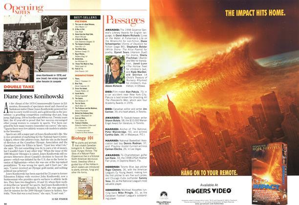 Article Preview: Diane Jones Konihowski, November 1998 | Maclean's