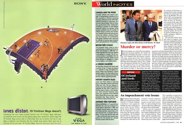 Article Preview: World NOTES, December 1998 | Maclean's