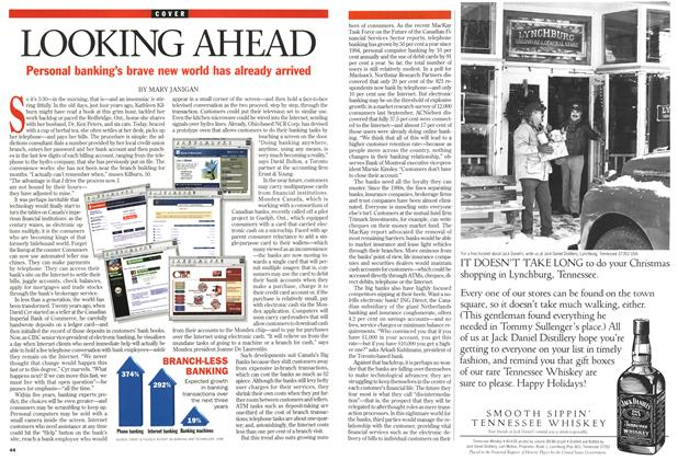 Article Preview: LOOKING AHEAD, December 1998 | Maclean's