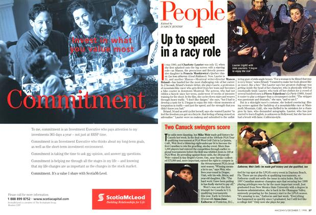 Article Preview: People, December 1998 | Maclean's