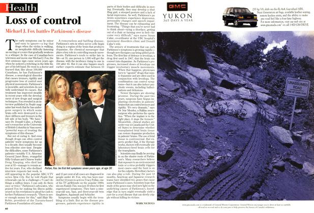 Article Preview: Loss of control, December 1998 | Maclean's