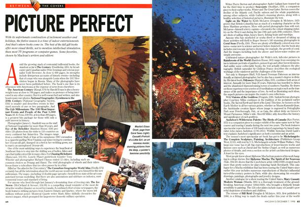 Article Preview: PICTURE PERFECT, December 1998 | Maclean's