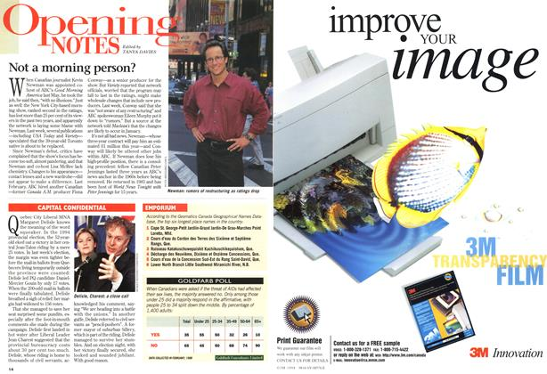Article Preview: Opening NOTES, DECEMBER 14 1998 | Maclean's