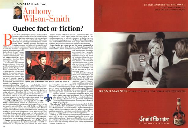 Article Preview: Quebec fact or fiction?, DECEMBER 14 1998 | Maclean's