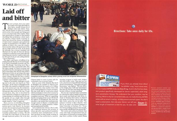 Article Preview: Laid off and bitter, DECEMBER 14 1998 | Maclean's