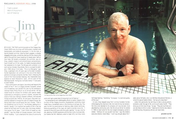 Article Preview: Jim Gray, December 1998 | Maclean's