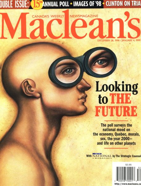 Issue: - DECEMBER 28, 1998 / JANUARY 4, 1999 | Maclean's