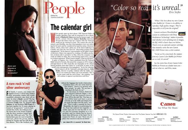 Article Preview: People, January 1999 | Maclean's