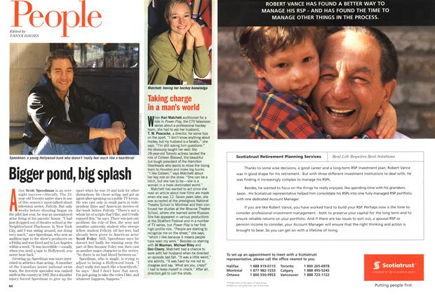 Article Preview: People, February 1999 | Maclean's