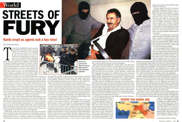 Article Preview: STREETS OF FURY, March 1999 | Maclean's