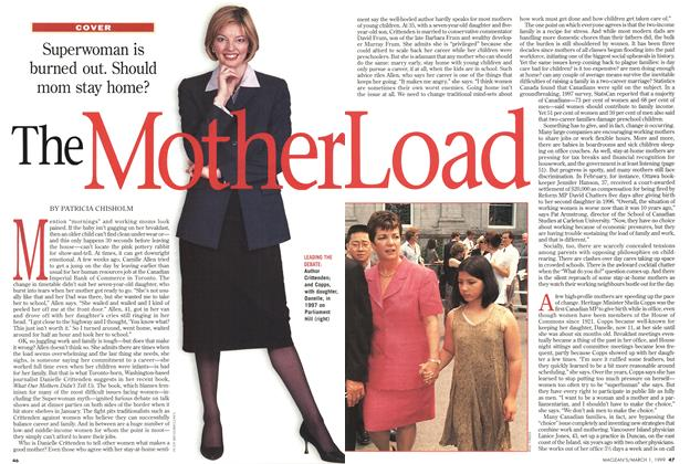 Article Preview: The Mother Lord, March 1999 | Maclean's