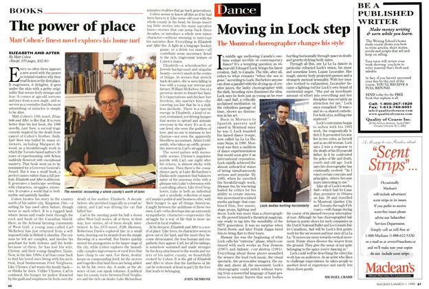 Article Preview: Moving in Lock step, March 1999 | Maclean's