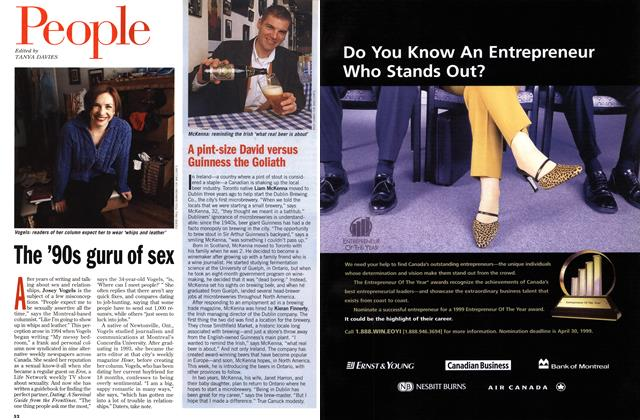 Article Preview: People, March 1999 | Maclean's