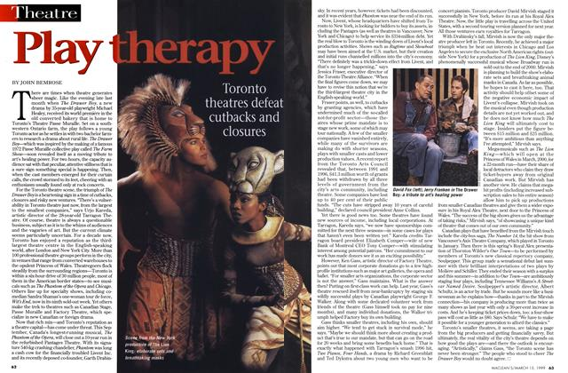 Article Preview: Play therapy, March 1999 | Maclean's