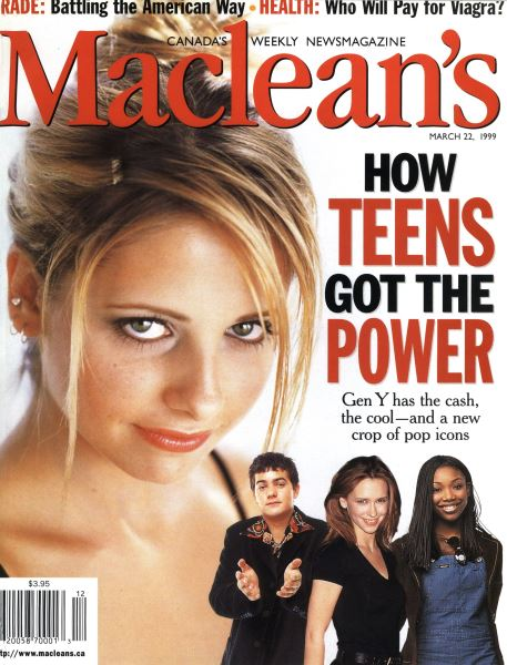 Issue: - March 1999 | Maclean's