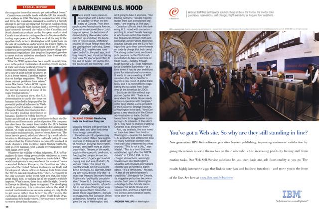 Article Preview: A DARKENING U.S. MOOD, March 1999 | Maclean's