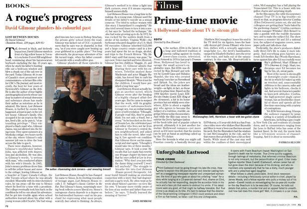 Article Preview: Unforgivable Eastwood, March 1999 | Maclean's