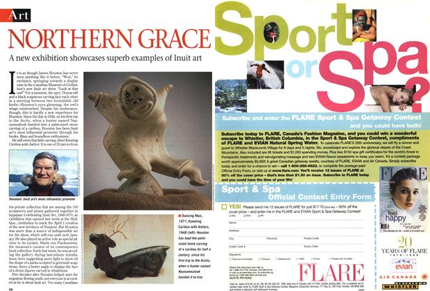 Article Preview: NORTHERN GRACE, April 1999 | Maclean's