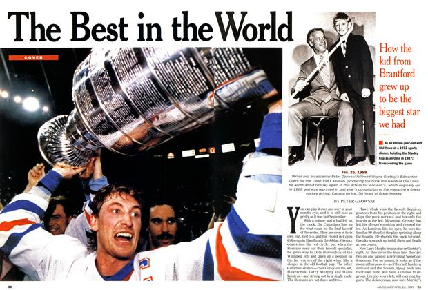 Article Preview: The Best in the world, April 1999 | Maclean's