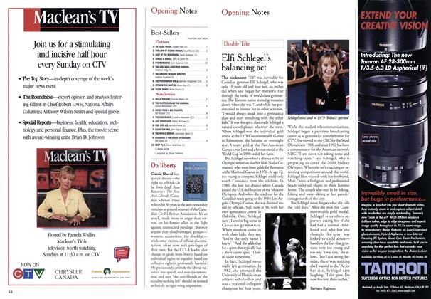 Article Preview: Best-Sellers, May 1999 | Maclean's