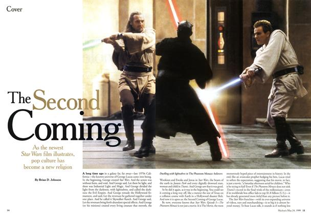 Article Preview: The Second Coming, May 1999 | Maclean's