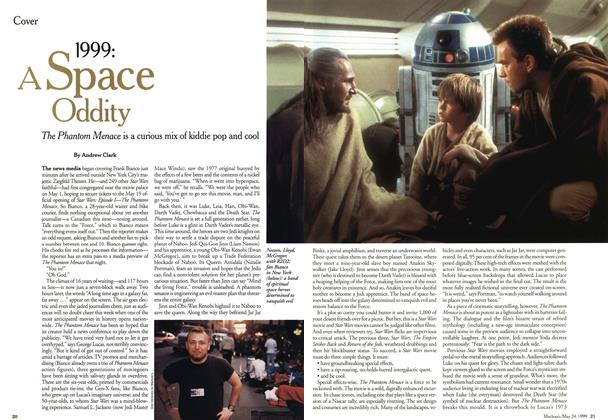 Article Preview: 1999: A Space Oddity, May 1999 | Maclean's