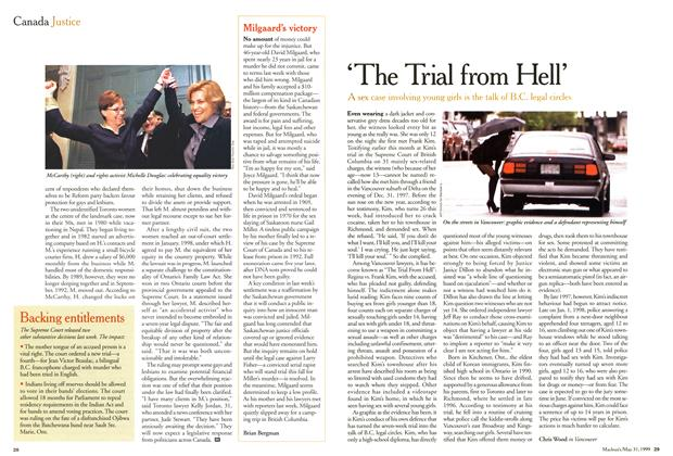 Article Preview: 'The Tried from Hell', May 1999 | Maclean's