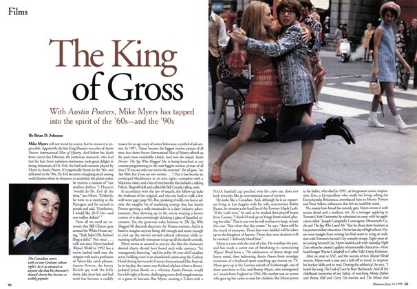 Article Preview: The King O gROSS, June 1999 | Maclean's
