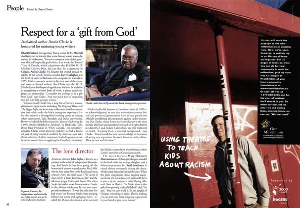 Article Preview: Respect for a 'gift from God', June 1999 | Maclean's