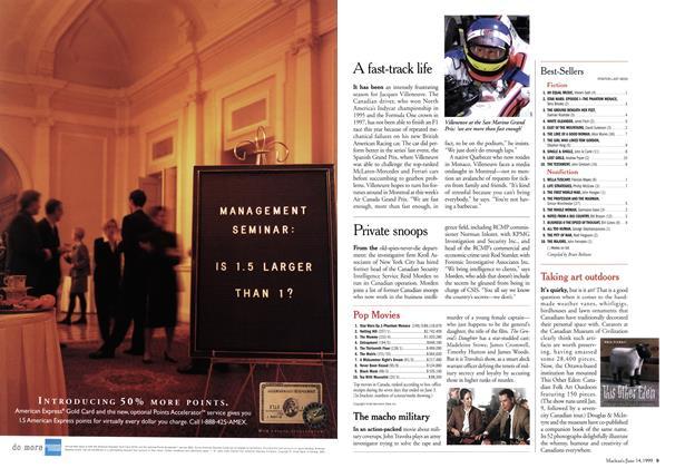 Article Preview: Best-Sellers, June 1999 | Maclean's