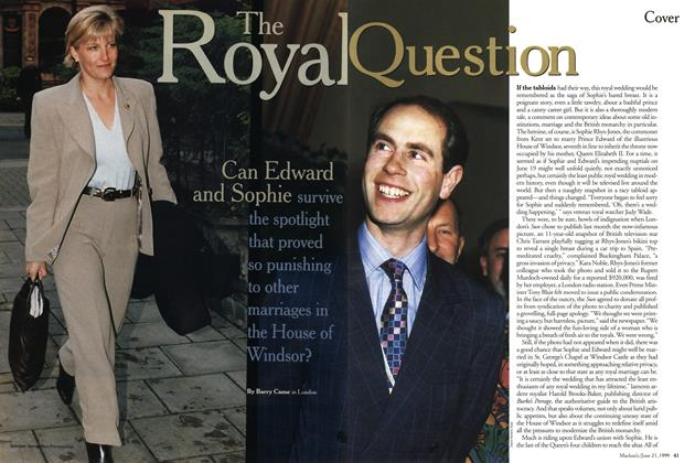 Article Preview: The Royal Quation, June 1999 | Maclean's