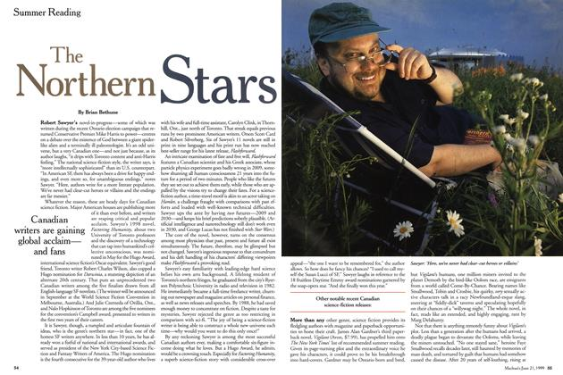 Article Preview: The Northern Stars, June 1999 | Maclean's