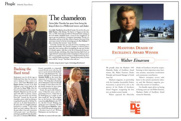 Article Preview: People, June 1999 | Maclean's