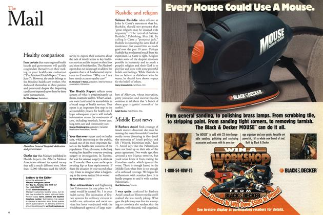 Article Preview: The Mail, June 1999 | Maclean's