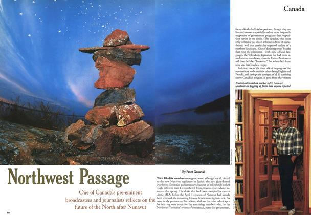 Article Preview: Northwest Passage, July 1999 | Maclean's