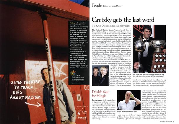 Article Preview: People, July 1999 | Maclean's