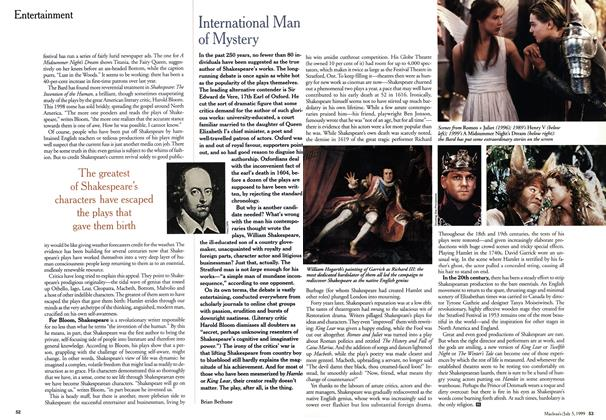 Article Preview: International Man of Mystery, July 1999 | Maclean's