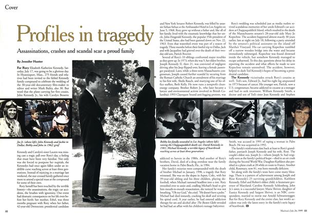 Article Preview: Profiles in tragedy, July 1999 | Maclean's