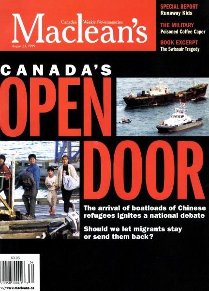 Issue: - August 1999   Maclean's