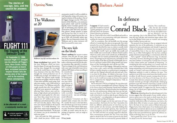 Article Preview: In defence of Conrad Black, August 1999 | Maclean's
