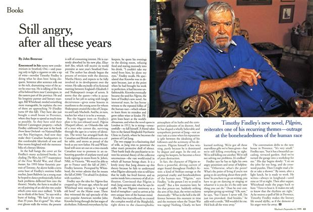Article Preview: Still angry, after all these years, September 1999 | Maclean's
