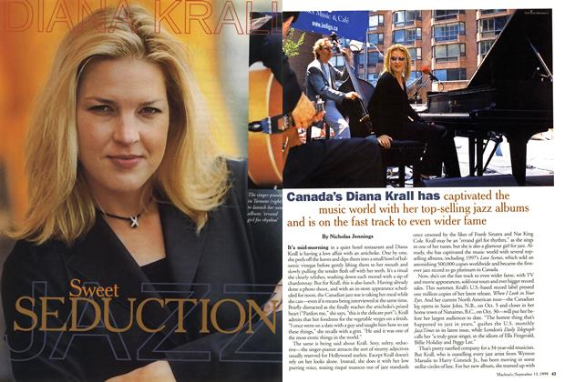 Article Preview: Sweet SEDUCTION, September 1999 | Maclean's